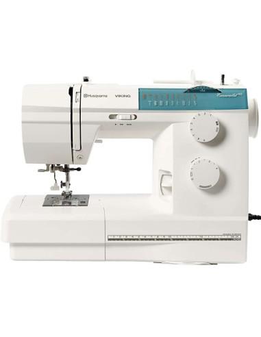 Emerald 118 è il top delle macchina da cucire meccaniche Husqvarna