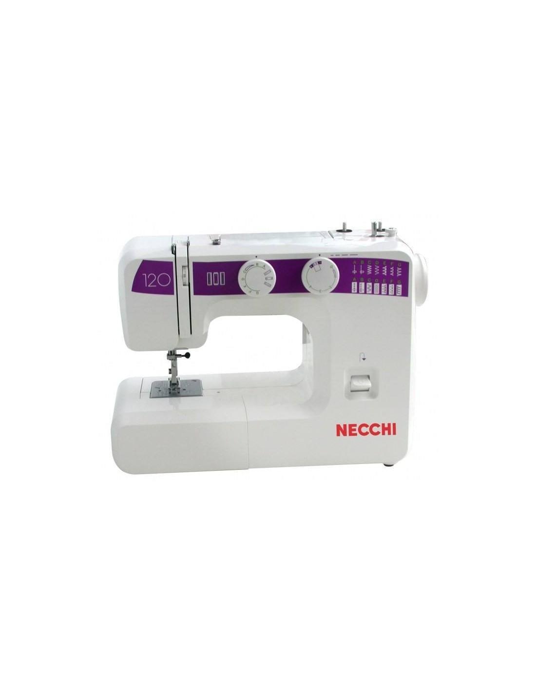 Macchina da cucire necchi n120 macchine per cucire for Pedale per macchina da cucire necchi