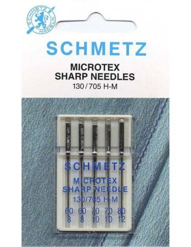 Schmetz Microtex Sewing Machine Needles