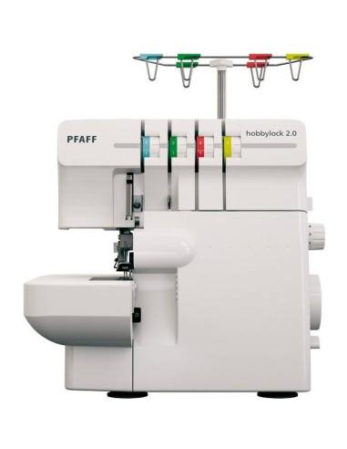 Remalladora Pfaff Hobbylock 2.0 - Kit 3 Prensaltelas en Regalo