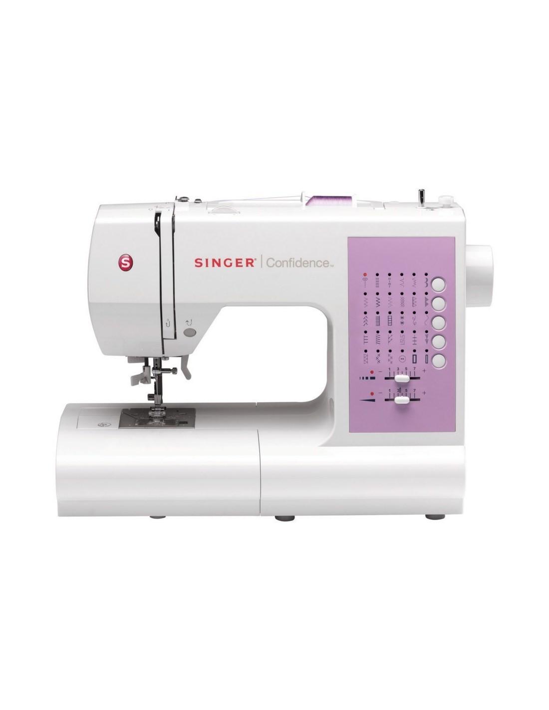 Macchina da cucire singer confidence 7463 macchine per for Macchina da cucire