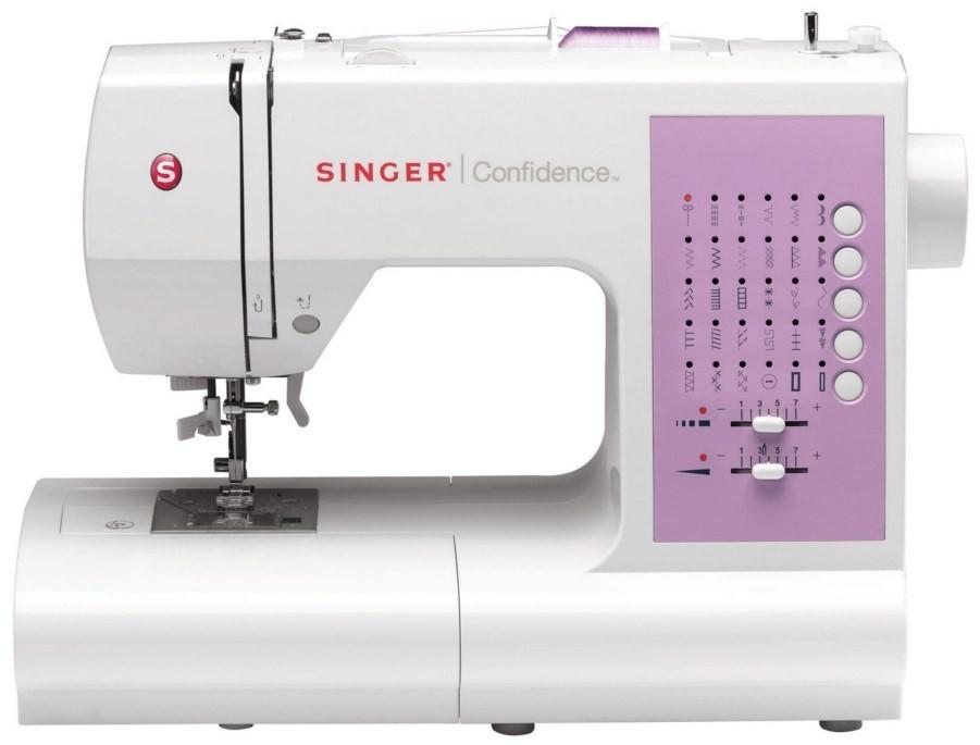 Macchina da cucire singer confidence 7463 macchine per for Singer macchine da cucire ricambi