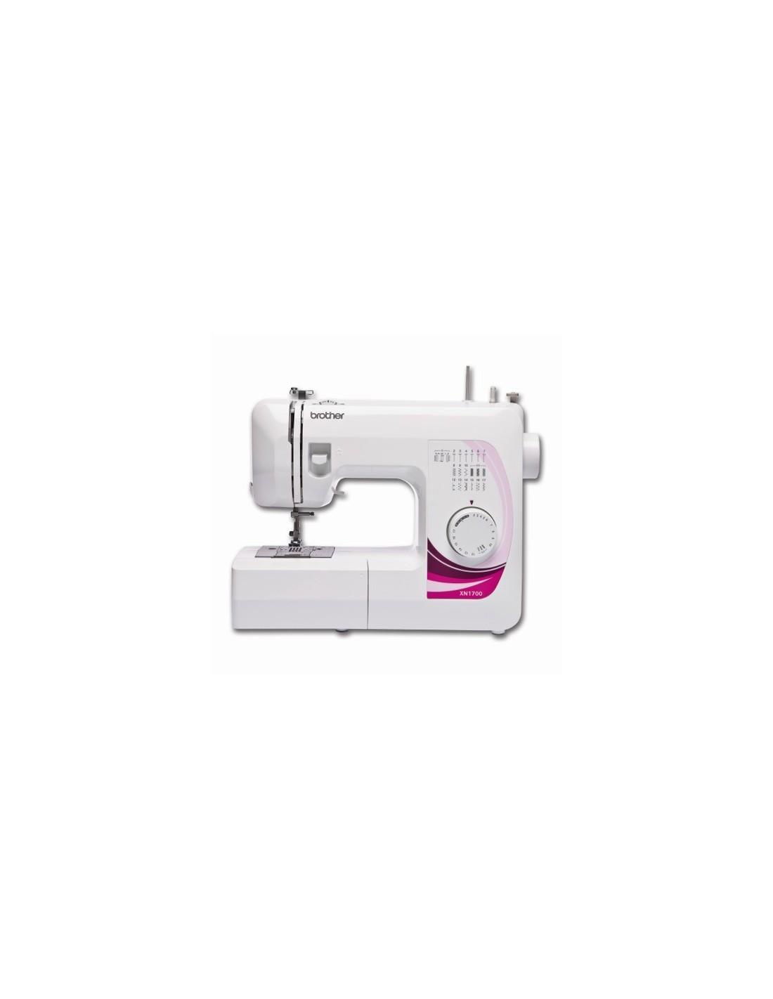 Macchina per cucire brother xn1700 macchine da cucito for Macchina da cucire economica per principianti