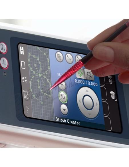 Macchina per Cucire e Ricamare Pfaff Creative 3.0 | Display TouchScreen a Colori