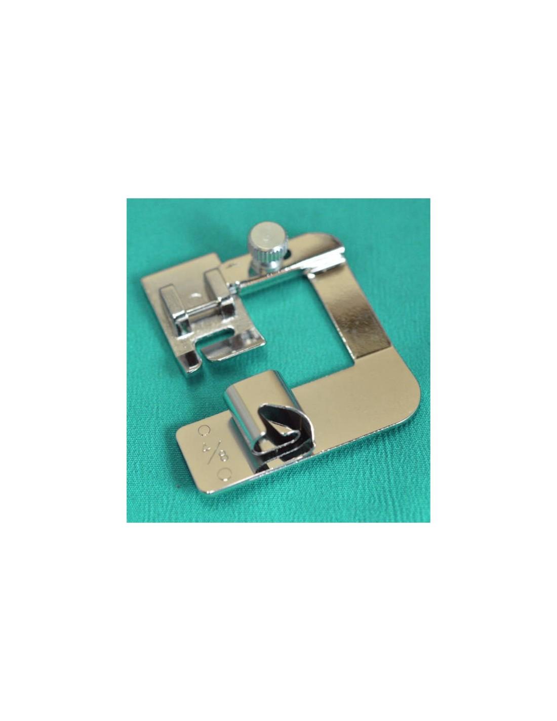 Piedino orlatore 13 mm per macchine da cucire macchina for Machine a coudre 807