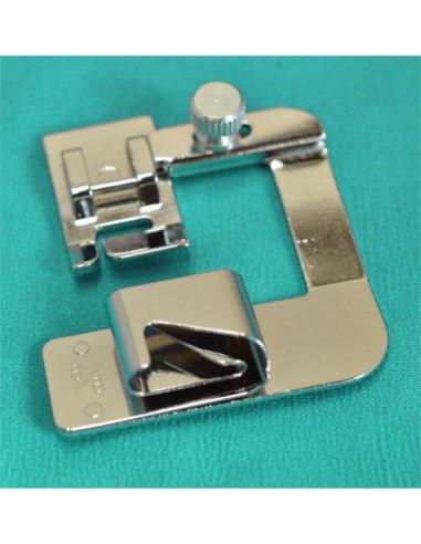 Pie Dobladillador 19mm para Máquinas de Coser