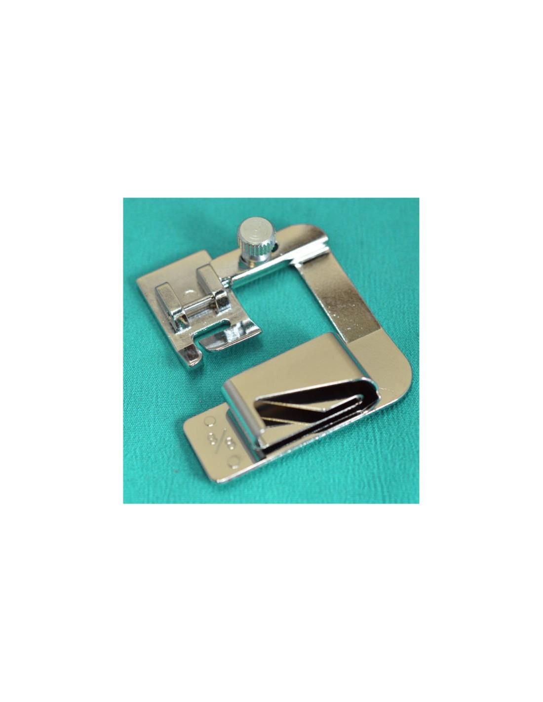 Piedino orlatore 25 mm per macchine da cucire macchine for Trony macchine da cucire