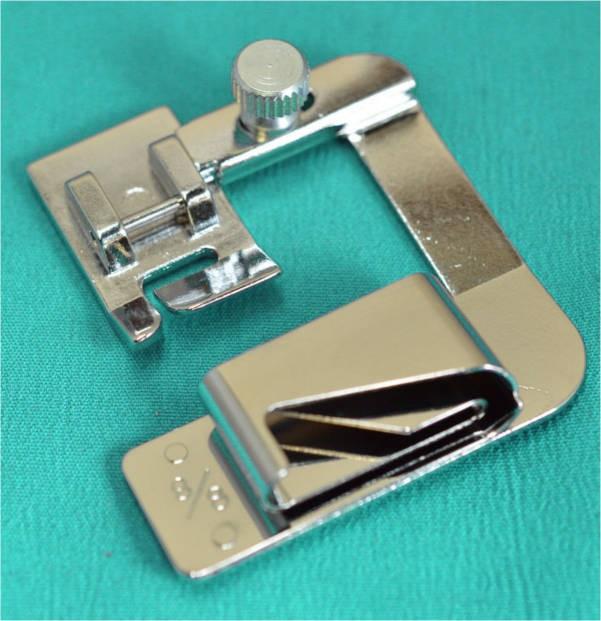 Piedino orlatore 25 mm per macchine da cucire macchine for Macchine da cucire toyota prezzi