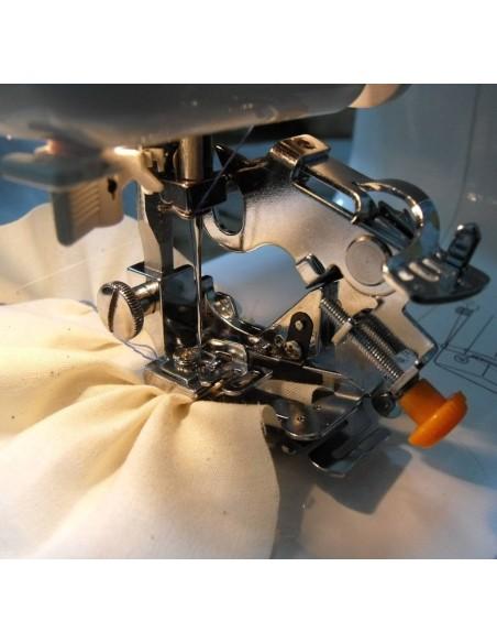 Piedino Plissettatore Universale per Macchine da Cucire