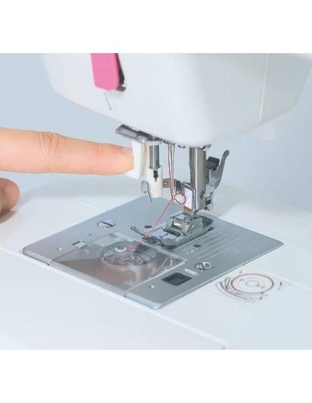 Macchina da Cucire Juki HZL-353Z | Usa l'infila-ago automatico per non sforzare la vista e velocizzare il lavoro
