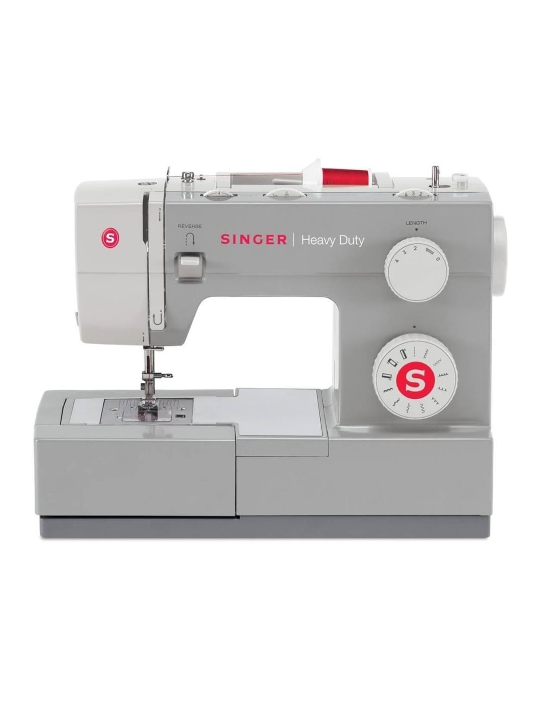 Macchina da cucire singer heavy duty 4411 macchine per for Macchina da cucire