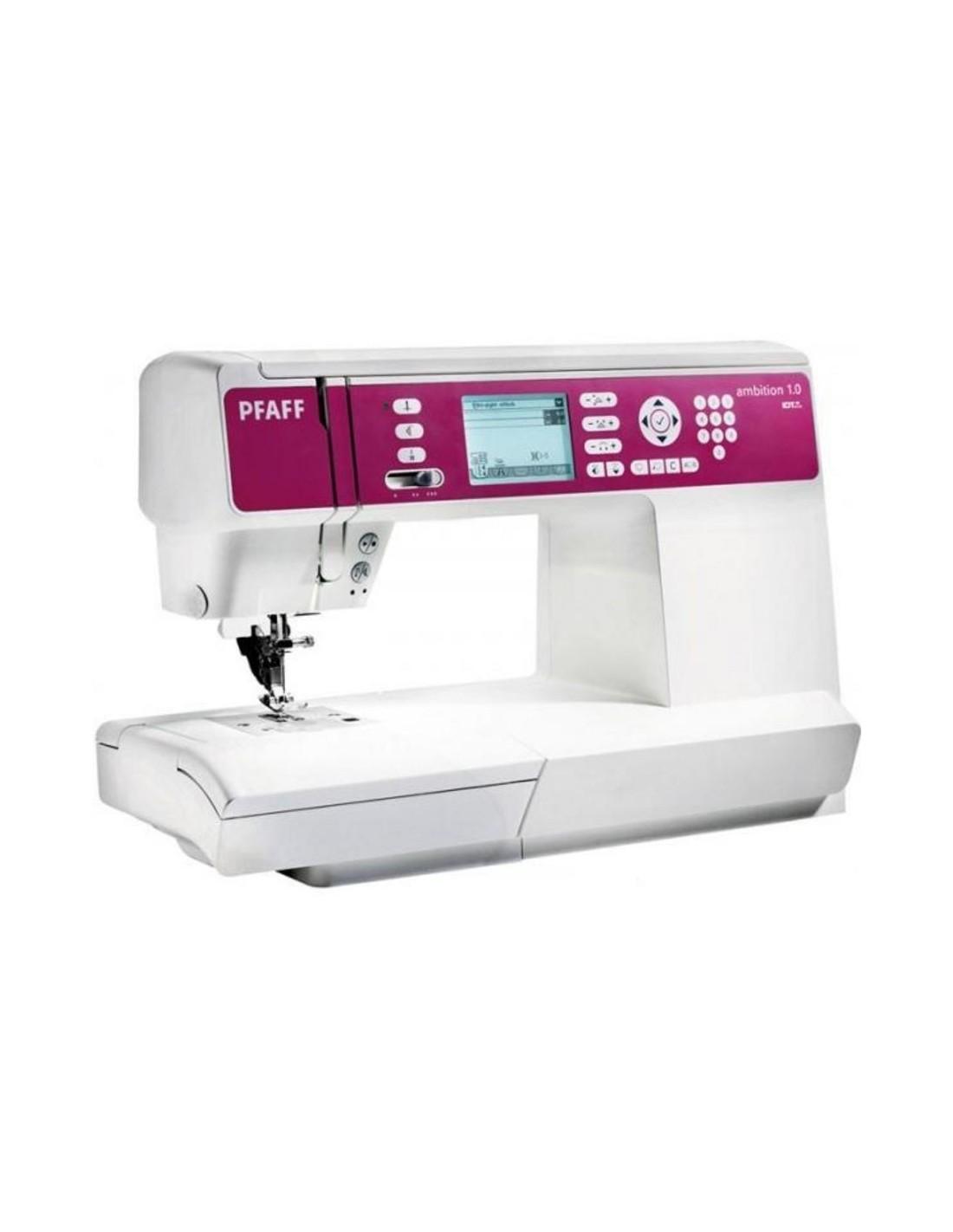 Macchina da cucire pfaff ambition 1 0 macchine per cucire for Pfaff macchine per cucire