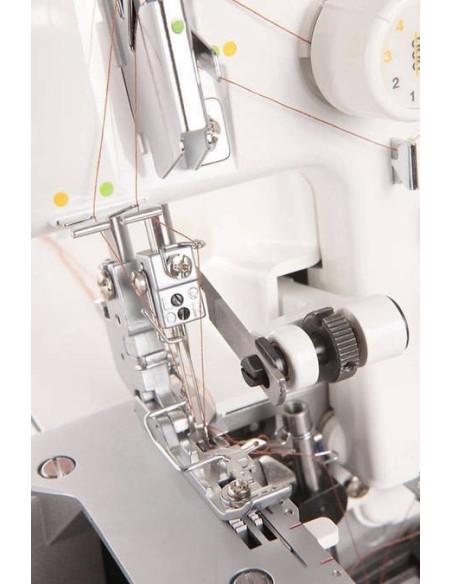 Tagliacuci Juki MO-644D Coltello Facilmente Disinnestabile per Cuciture Decorative