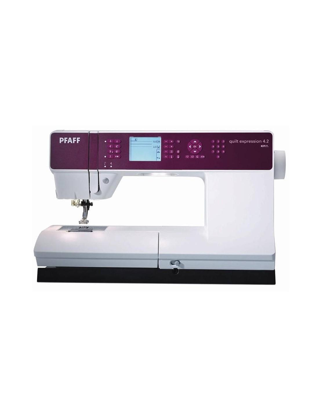 pfaff quilt machine