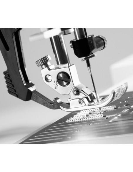 Macchina per Cucire Pfaff Quilt Expression 4.2 | Doppio Trasporto del tessuto per cucire dalla seta al cuoio