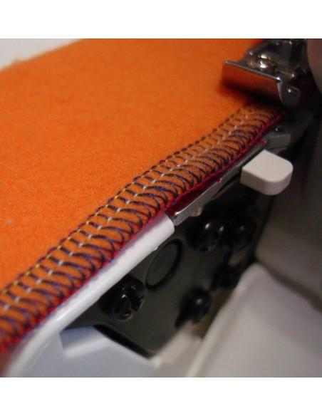 Juki Overlocker MO-50E Sew Easily Heavy Fabrics