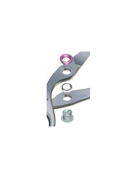 Tijeras Dentadas Ring-Lock 22 cm