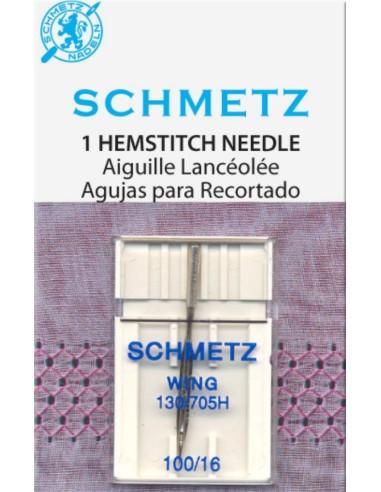 Schmetz Sewing Machine Wing Needle