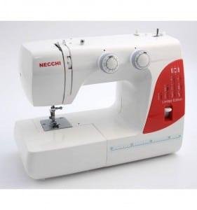 Le macchine da cucire Necchi si distinguono per la loro versatilità e semplicità d'uso