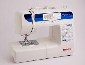 Macchine da cucire necchi, una garanzia dal 1926