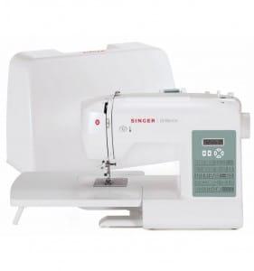 Questa macchina da cucire Singer è un supporto di grande valore per ogni tipo di circostanza d'uso