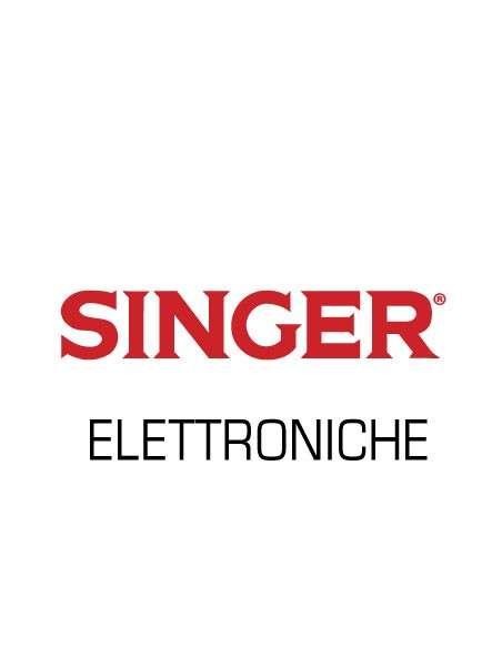 Macchine da cucire singer elettroniche