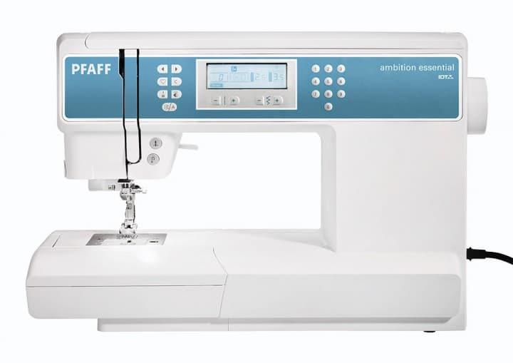 Pfaff ambition macchine da cucire molto speciali il for Macchina da cucire seiko special