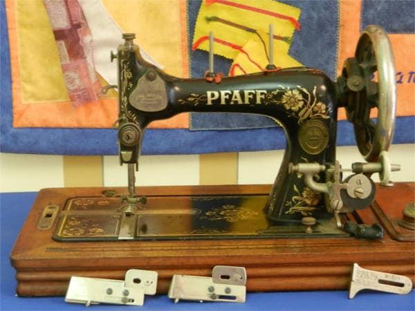 Storia della macchina per cucire