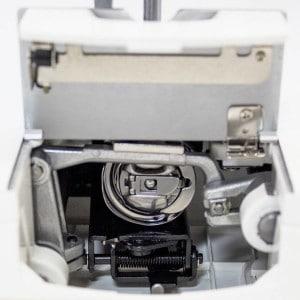 Il crochet rotativo professionale della Juki TL98P