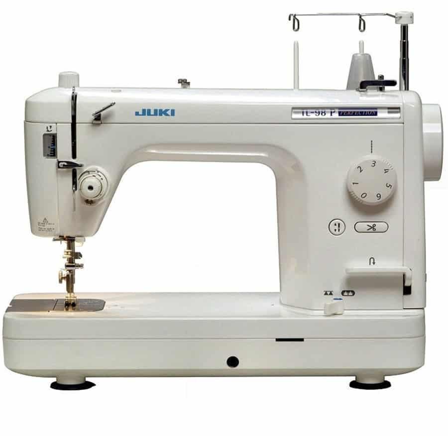 La Juki TL98P macchina per cucire ad alta velocità