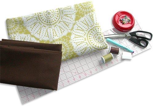 Shopping bag: un progetto con la tagliacuci