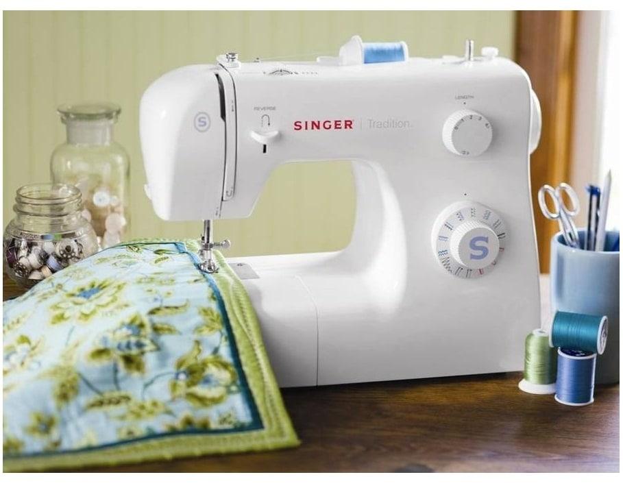 10 semplici progetti per principianti con la macchina da cucire singer