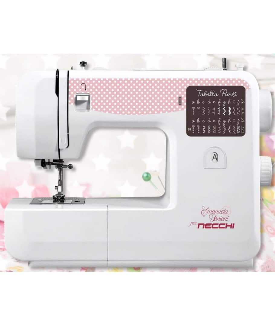 Scegli una macchina per cucire di qualit per un cucito for Macchina per cucire mxd