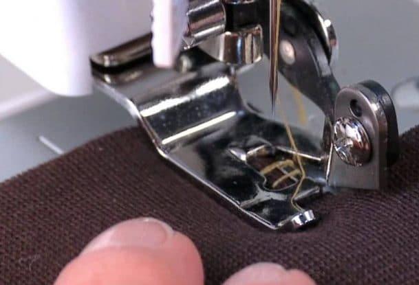 Macchina da cucire vs tagliacuci