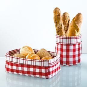Come realizzare un cestino per il pane