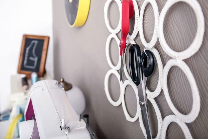 10 consigli per organizzare la tua stanza del cucito il blog per