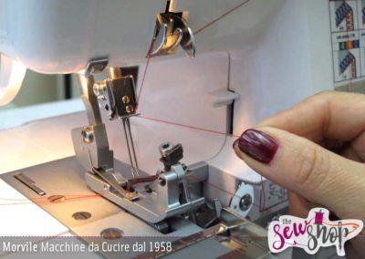 Come infilare una tagliacuci – tutorial