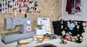 Taglia e Cuci e crea una borsa reversibile – Cucito Creativo