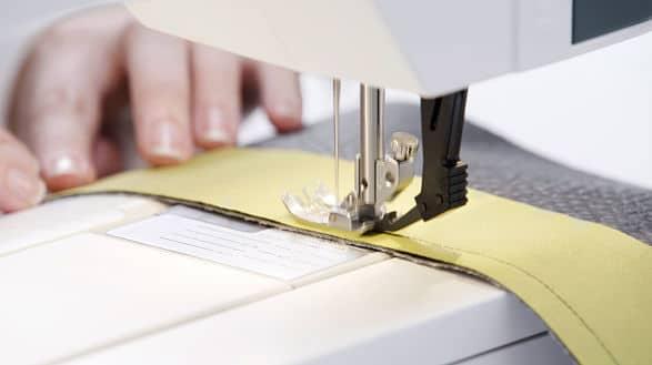 Pfaff expression 720: la macchina da cucire elegante e robusta