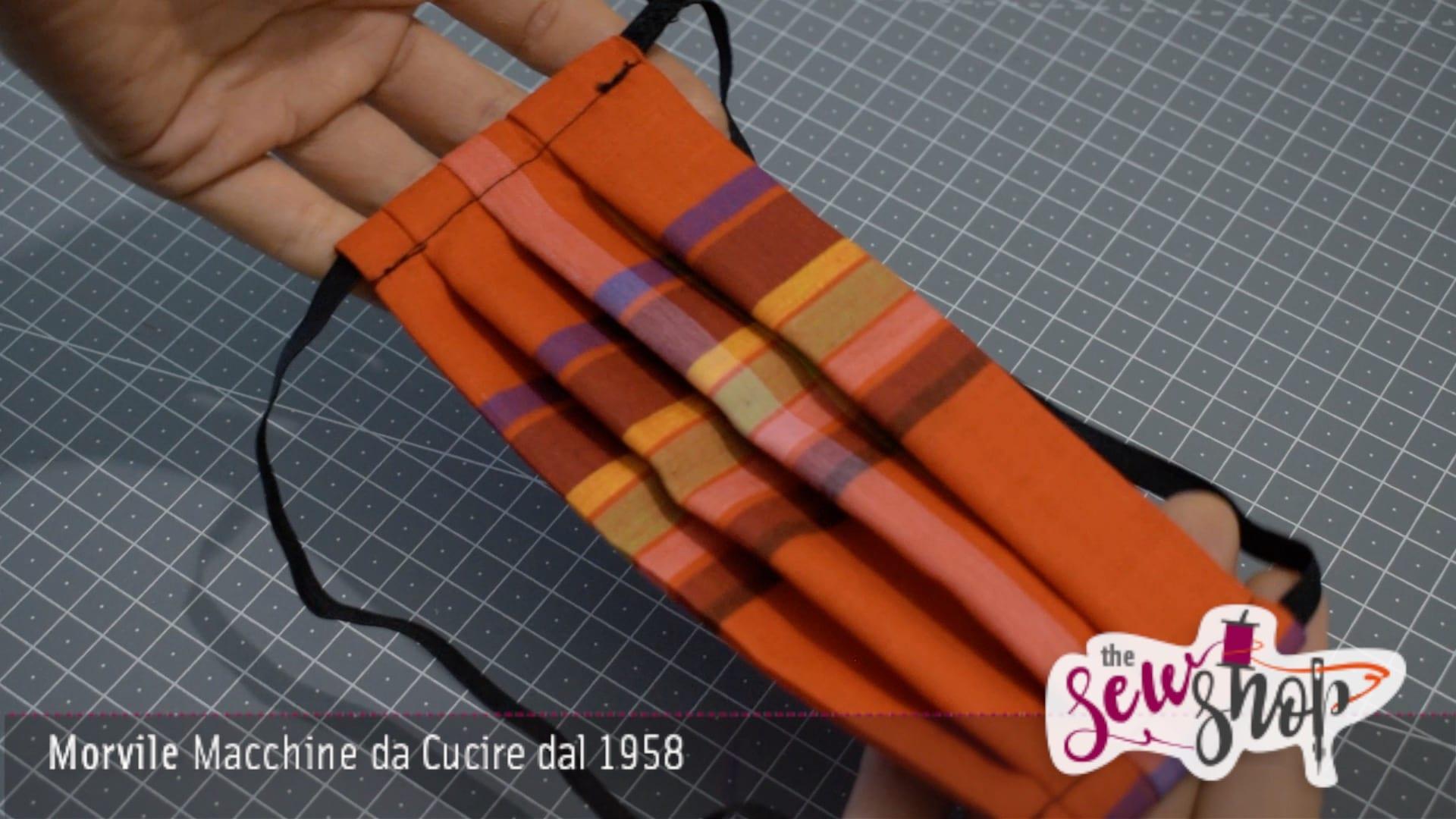 Come creare le Mascherine di stoffa per proteggerci