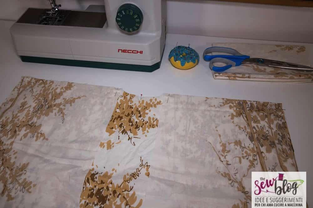 Cucire un kimono romantico sewshop 10