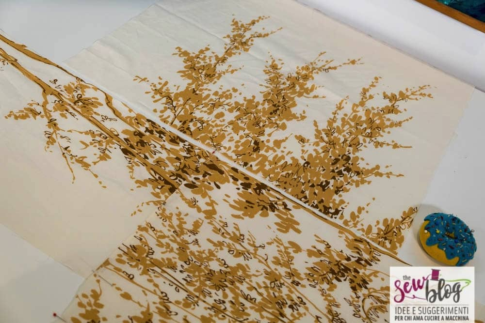 Cucire un kimono romantico sewshop 16