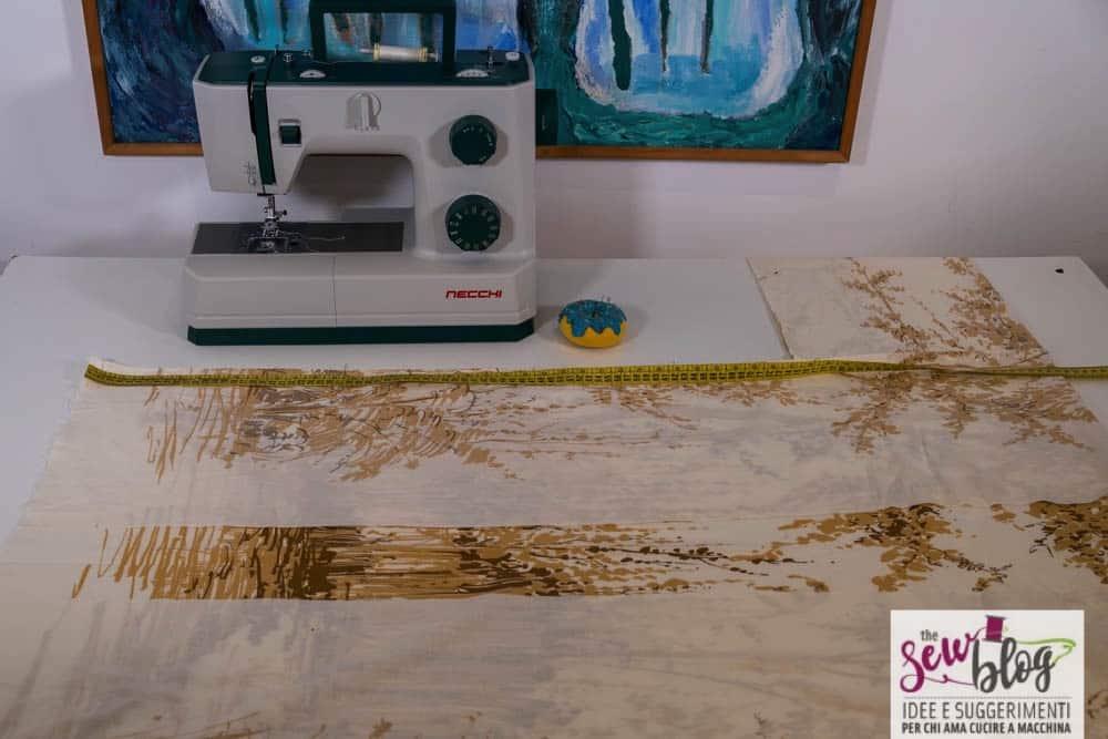 Cucire un kimono romantico sewshop 22