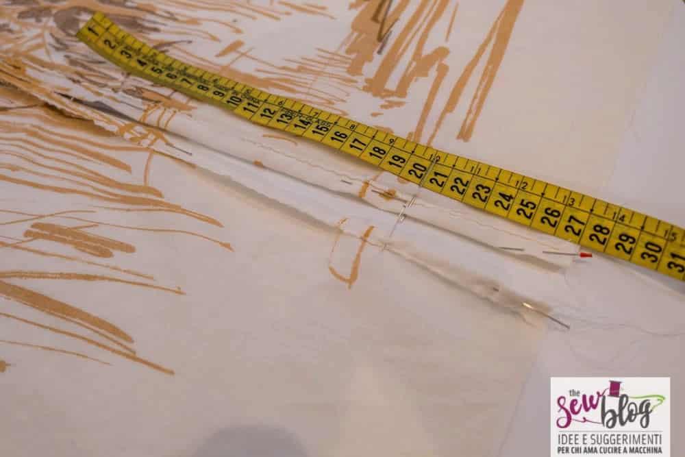 Cucire un kimono romantico sewshop 29