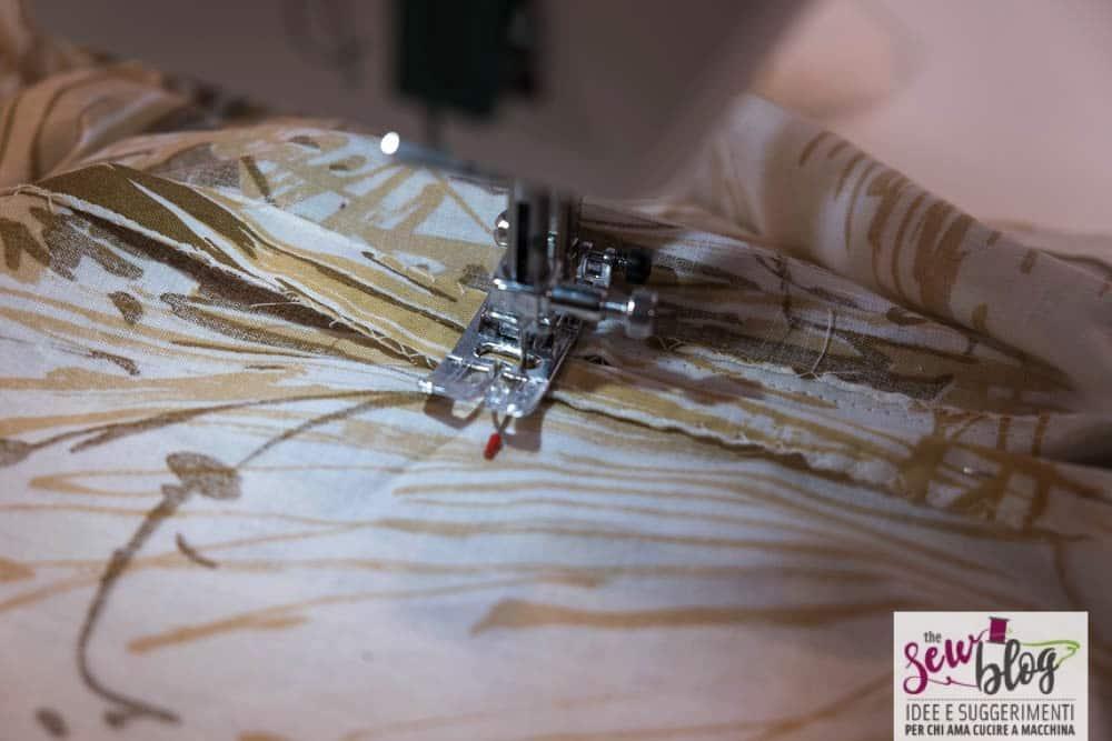 Cucire un kimono romantico sewshop 35