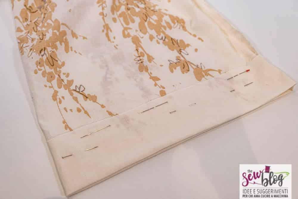 Cucire un kimono romantico sewshop 38