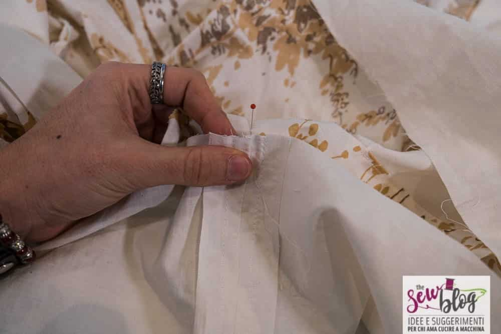 Cucire un kimono romantico sewshop 46