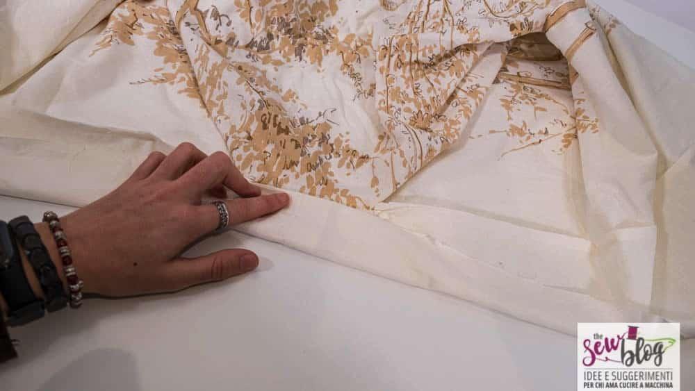 Cucire un kimono romantico sewshop 53