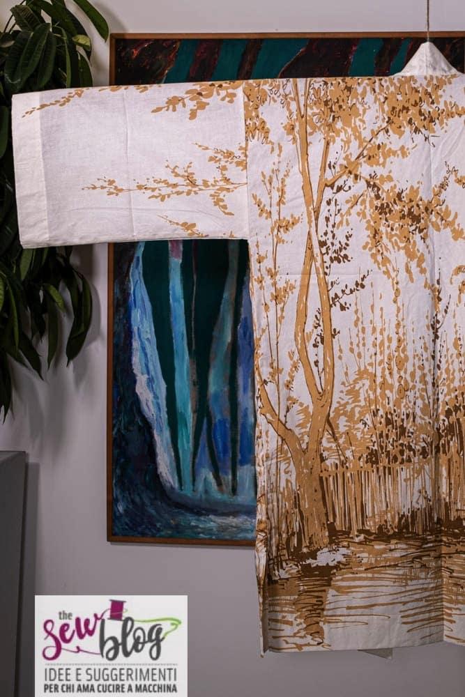 Cucire un kimono romantico sewshop 63