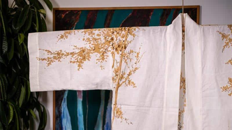 Tutorial cucito San Valentino: il kimono romantico - Moda Sostenibile